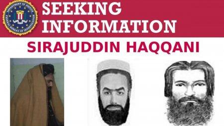 Ce s<span style='background:#EDF514'>CRIA</span> anul trecut in The New York Times actualul ministru taliban de interne, cautat de FBI pentru terorism
