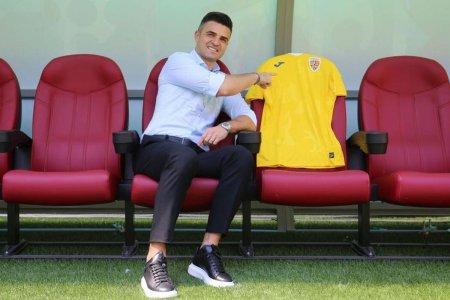 Florin Bratu, dupa primul meci ca antrenor al Romaniei U21: Nu am ce sa le reprosez jucatorilor, am o echipa inteligenta