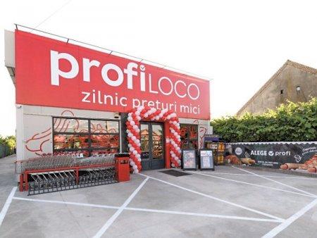 Profi a deschis 100 de magazine in primele opt luni din 2021. Aproape jumatate sunt in rural