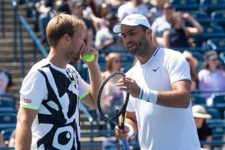 US Open 2021. Horia Tecau si Kevin Krawietz au fost eliminati in sferturile de finala
