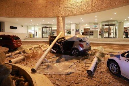 Cutremur cu magnitudinea 7 in Mexic. Cel putin o persoana a murit