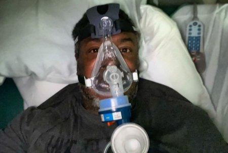 Mesajul unui fost baschetbalist din NBA, aflat in spital: COVID m-a lovit, rugati-va pentru mine!