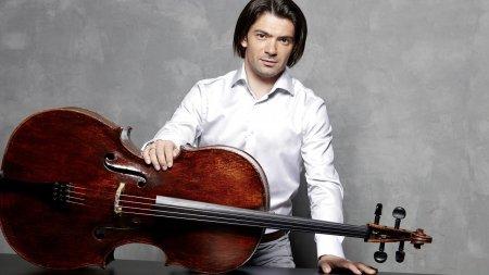 Violonistul dirijor <span style='background:#EDF514'>NIKOLA</span>j Szeps-Znaidersi violoncelistul Gautier Capuçon,solistii faimosi de pe scenaFestivalului Enescu