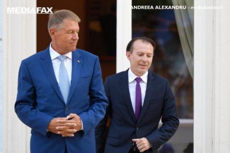 Premierul Florin Citu a trimis d<span style='background:#EDF514'>EMISIILE</span> ministrilor USR PLUS si propunerile la Cotroceni