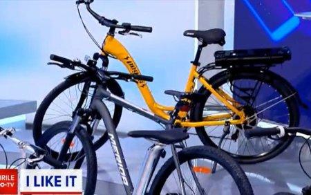 <span style='background:#EDF514'>ILIKEIT</span>. Cat de eficienta este o bicicleta electrica si ce specificatii are