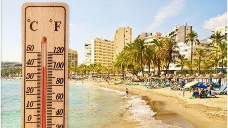 Vara anului 2021 a fost cea mai calduroasa inregistrata in Europa