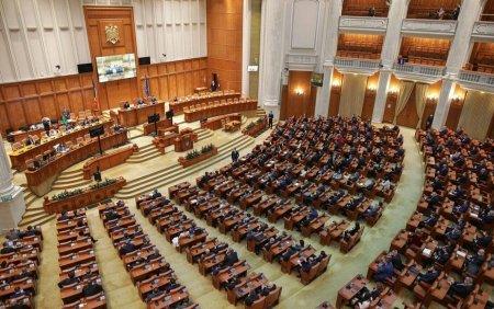 Motiunea de cenzura impotriva Guvernului Citu va fi citita joi, la ora 16.00, in plen