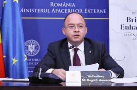 Aurescu i-a multumit omologului sau din <span style='background:#EDF514'>PAKISTAN</span> pentru ajutorul dat in evacuarea cetatenilor din Afganistan