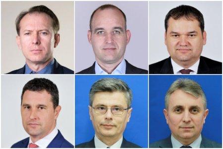 Klaus Iohannis a semnat decretele pentru ministrii interimari