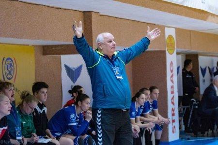 Suspendare drastica pentru Gheorghe Tadici, dupa <span style='background:#EDF514'>DERAPAJ</span>ul de la meciul HC Zalau - Rapid Bucuresti! Nu va mai sta pe banca echipei in acest an!