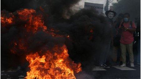 Un val de proteste anti-Bitcoin a aparut in El Salvador, dupa ce acesta a scazut cu 10% in prima zi dupa ce a fost adoptat ca mijloc legal de plata