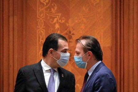 Razboi total intre presedintele PNL, Ludovic Orban, si colegii mai infierbantati din tabara Citu
