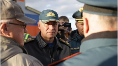 Șeful Departamentului pentru Situatii de Urgenta a Rusiei a murit incercand sa salveze viata altei persoane