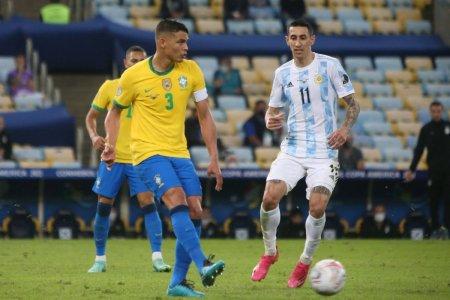 Cluburile din Premier League asteapta raspunsul FIFA, pentru a afla daca jucatorii brazilieni vor fi suspendati