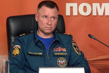Ministrul rus pentru Situatii de Urgenta a murit incercand sa salveze un om