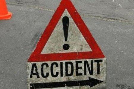 Accident cu 10 victime in Capitala dupa ce unui sofer microbuz i s-a facut rau la volan