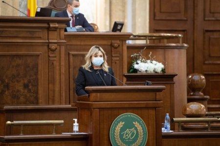 Presedintele Senatului sanctioneaza tergiversarea parcursului motiunii de cenzura: Sunt atacuri la democratie si la statul de drept