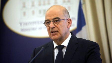 Ministrul grec de Externe: Puteti conta pe deplinul nostru sprijin pentru eforturile de a intra in Schengen si OCDE
