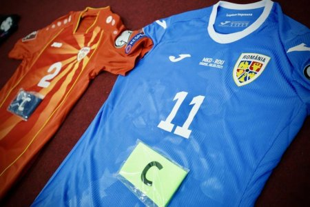 Cati fani vor fi in tribune la Macedonia de Nord - Romania » Anuntul FRF