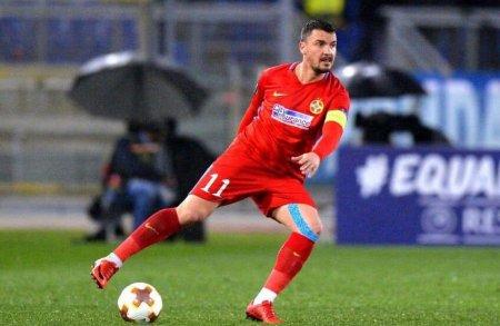 Constantin Budescu, abia transferat de FCSB, s-a accidentat!