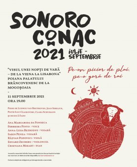 Final de SoNoRo Conac IX in ritmuri de fado
