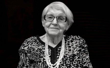 A murit <span style='background:#EDF514'>FLAVIA</span> Balescu-Coposu, sora cea mare a lui Corneliu Coposu