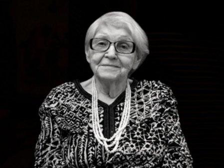 A murit Flavia Balescu-Coposu, sora cea mare a lui Corneiu Coposu