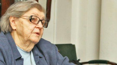 A murit <span style='background:#EDF514'>FLAVIA</span> Balescu-Coposu, sora cea mare a seniorului Corneliu Coposu