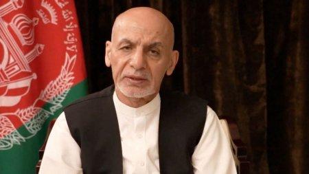 Fostul presedinte afgan rupe tacerea dupa fuga din Kabul: Am mostenit un <span style='background:#EDF514'>MONSTRU</span>! Ce spune despre milioanele de dolari pe care le-ar fi scos din tara.