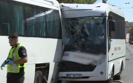 Marturia tulburatoare a <span style='background:#EDF514'>SOFERUL</span>ui implicat in accidentul de autocar. Doamne fereste, bine ca am scapat