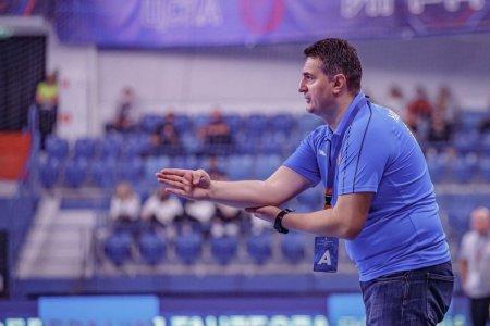 ȚSKA Moscova, echipa antrenata de Florentin Pera, victorie la Togliatti, un teren foarte greu!
