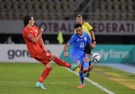 Romania, egal cu Macedonia de Nord, in preliminariile Campionatului Mondial