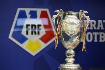 6 echipe de Liga a 3-a si 9 de Liga a 2-a s-au calificat in 16-mile Cupei Romaniei la fotbal