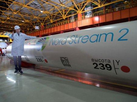 Cont<span style='background:#EDF514'>ROVER</span>satul gazoduct rusesc Nord Stream 2 a fost finalizat