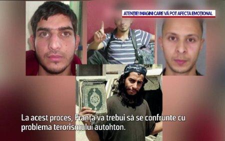 A inceput procesul celui mai sangeros <span style='background:#EDF514'>ATAC TERORIST</span> din istoria Frantei. 1.800 de persoane s-au constituit parte civila