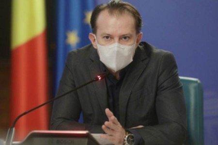 CITU, DESPRE O EVENTUALA <span style='background:#EDF514'>DEMISIE</span>: 'Nu sunt iresponsabil sa las Romania fara Guvern in prag de iarna'