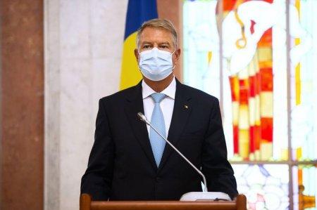 Presedintele Klaus Iohannis, in vizita oficiala in Elvetia