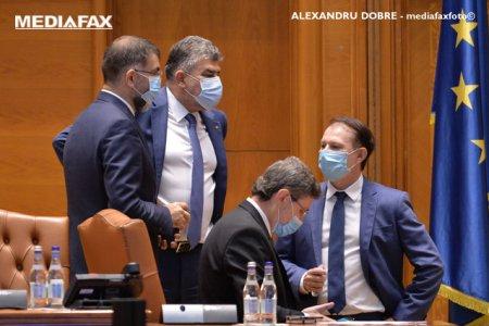 PREZENTUL FARA PERDEA Marius Oprea / Motiunea n-are dosar cu sina: viitorul liberalilor se decide la PSD