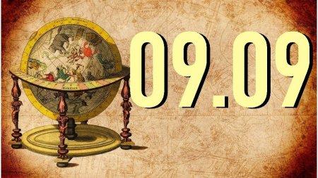 09.09 - <span style='background:#EDF514'>SEMNIFICATIA</span> ascunsa a zilei de 9 septembrie: Inceputul si sfarsitul. Borna de schimbare a destinului