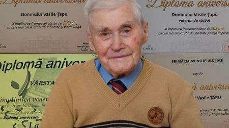 Un iesean de 102 ani a marturisit secretul longevitatii sale. Ce face in fiecare zi: Am o rutina