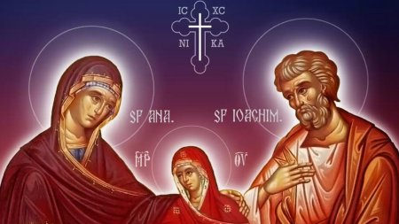 Rugaciunea Sfintei Ana pentru cei care isi doresc copii