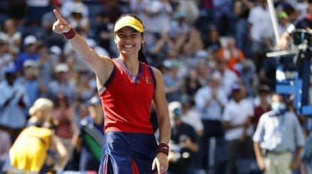 Emma Raducanu, dupa calificarea in sem<span style='background:#EDF514'>IFIN</span>alele US Open: Nu alerg dupa recorduri