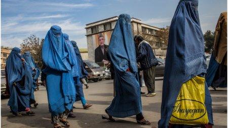 Femeilor afgane li se interzice sportul: Islamul nu permite femeilor sa isi descopere fata sau trupul