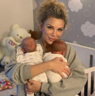 Alina Laufer, despre viata cu trei copii: Am momente cand vreau sa fug de acasa
