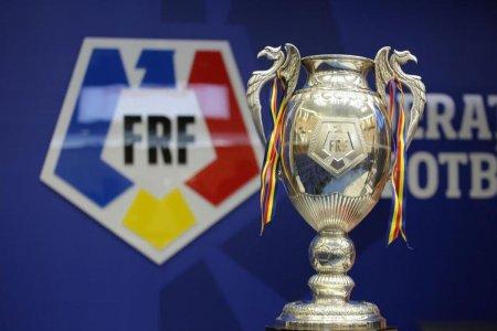 Azi se stabilesc 16-imile Cupei Romaniei » Intra in scena echipele din Liga 1