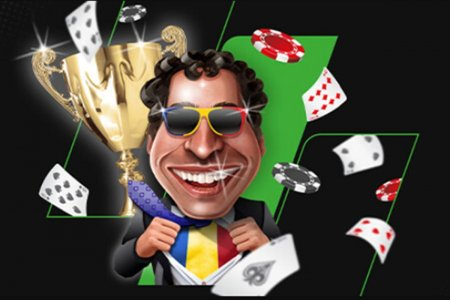 Cupa Romaniei la Poker se joaca sambata, 11 septembrie, la Unibet