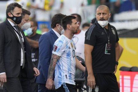 Messi s-a certat cu jurnalistii argentinieni: M-ati tratat ca pe un ratat!