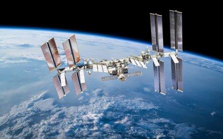 Al<span style='background:#EDF514'>ARMELE</span> de incendiu, activate la bordul Statiei Spatiale Internationale