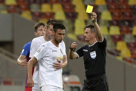 CFR Cluj ii pregateste un contract baban » Porumboiu l-a acuzat frontal: Ai fost parte la furat! Esti in spatele vitrinei de trofee de la Cluj