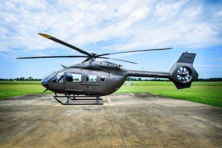 Airbus a livrat primul <span style='background:#EDF514'>ELICOPTER</span> UH-72B Lakota  catre Garda Nationala a Armatei SUA